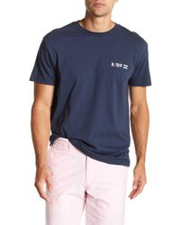 Billabong - Division Short Sleeve Tailored Fit Tee - Lyst