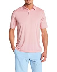Peter Millar - Featherweight Striped Polo - Lyst