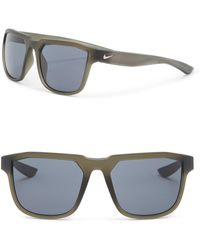 Nike - Men's Fly 57mm Square Sunglasses - Lyst