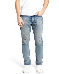 Calvin Klein Jeans - Carpenter Slim Fit Jeans (garage Paint) - Lyst
