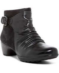 Romika - Banja Ruched Bootie - Lyst