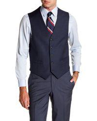 Tommy Hilfiger - Hayes Modern Fit Suit Separates Vest - Lyst