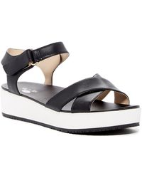 Dr. Scholls - Frills Platform Sandal - Lyst
