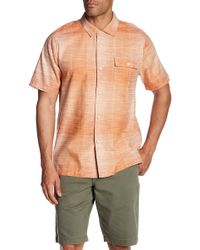 Tommy Bahama - Orinoco Ombre Silk Plaid Button Down Original Fit Shirt - Lyst