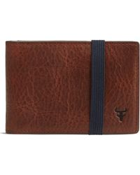 Trask - Leather Money Clip Wallet - Lyst