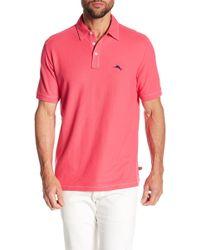 Tommy Bahama - Tropicool Pique Spectator Shirt - Lyst