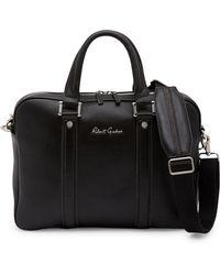 Robert Graham - Durkeetown Leather Briefcase - Lyst