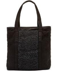 AllSaints - Hoshi Horse Leather Tote Bag - Lyst