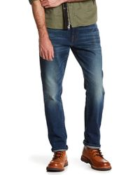 "Lucky Brand - 410 Athletic Slim Fit Jeans - 30-34"" Inseam - Lyst"