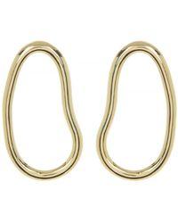Botkier - Open Drop Earrings - Lyst