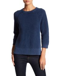 Tommy Bahama   3/4 Sleeve Knit Sweater   Lyst