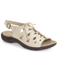David Tate - 'dallas' Tie Sandal (women) - Lyst