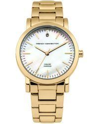 French Connection - Women's Catherine Diamond Watch - Lyst