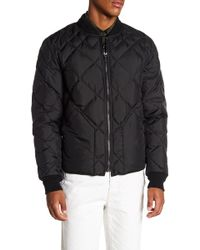 7 Diamonds - Koin Quilted Jacket - Lyst