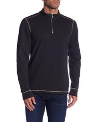 Agave - Barrel Mock Neck Pullover - Lyst