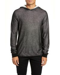 Calibrate - Hoodie Sweater - Lyst