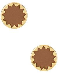 House of Harlow 1960 - Sunburst Enamel Earrings - Lyst