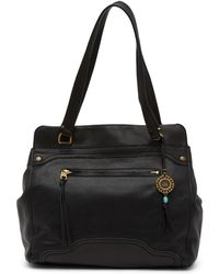 The Sak - Tahoe Leather Carry-all - Lyst