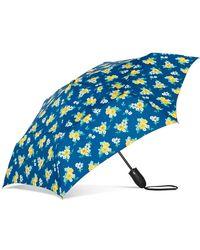 53d1afec0 Shedrain Windpro Duck Stick Umbrella in Black - Lyst