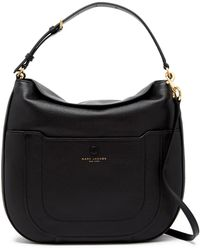 Marc Jacobs - Empire City Leather Hobo Bag - Lyst
