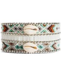 Hipanema - Mona Twin Beaded Bracelet - Lyst