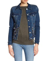 William Rast - Sussex Denim Jacket - Lyst