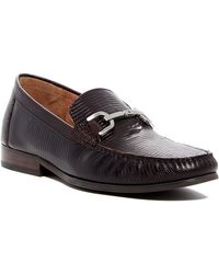 Donald J Pliner - Niles-82 Leather Loafer - Lyst
