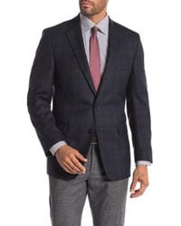 Brooks Brothers - Classic Fit Two Button Print Sport Jacket - Lyst