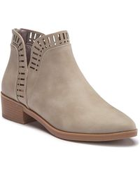 Call It Spring - Toplita Ankle Bootie - Lyst