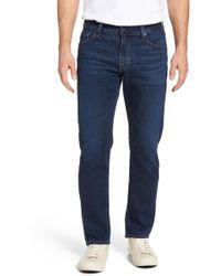 AG Jeans | Graduate Slim Straight Leg Jeans | Lyst