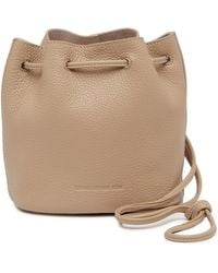 Christopher Kon - Tigi Mini Leather Drawstring Bucket Bag - Lyst