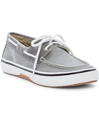 Sperry Top-Sider - Halyard 2-eye Boat Shoe - Wide Width Available - Lyst
