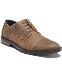 Original Penguin - Westley Leather & Suede Oxford - Lyst