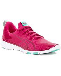 Sneaker d entraînement Lyst Asics Sneaker Gel fit Sana 2 2 Sana en rose 991b5aa - radicalfrugality.info