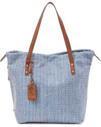 Tommy Bahama - Woven Tote - Lyst