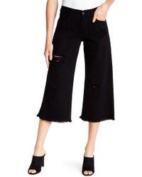 Siwy - Milly Crop Wide Leg Pants - Lyst