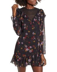 The Fifth Label - Keystone Floral Ruffle Top - Lyst