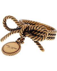 Marc By Marc Jacobs - Rope Bow Ring - Lyst