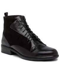 Naot | Mistral Combat Boot | Lyst