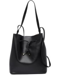 Lodis - Silicon Valley Halina Leather Rfid Bucket Bag - Lyst
