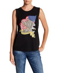 Rip Curl - Freedom Rules Muscle Tee - Lyst