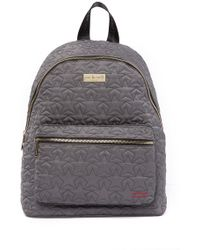 Peace Love World - Nylon Quilted Backpack - Lyst