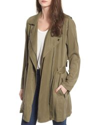 Blank NYC - (r) Trench Coat - Lyst