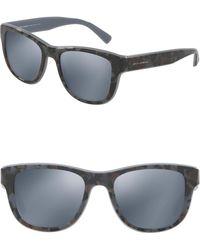 88b3e7f4b Dolce & Gabbana Men's Aviator Plastic Frame Sunglasses for Men - Lyst