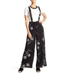Band Of Gypsies - Tulip Overalls - Lyst