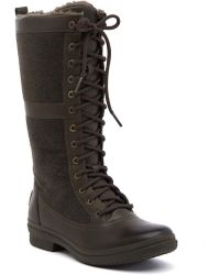 UGG - Elvia Waterproof Pure Lined Boot - Lyst