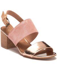 1c89e081bfd TOMS - Poppy (desert Taupe Suede hemp) Women s Sandals - Lyst