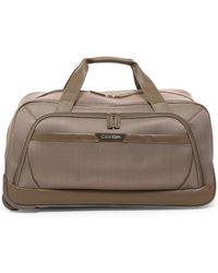 CALVIN KLEIN 205W39NYC - Whitehall Wheeled Duffle Bag - Lyst