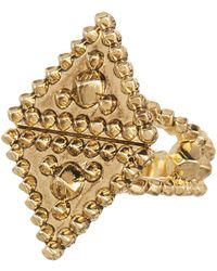 House of Harlow 1960 - Central Highlands Pyramid Ring - Size 7 - Lyst
