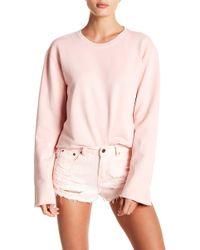 Sincerely Jules - Vera Knit Sweatshirt - Lyst